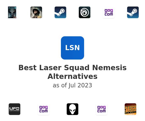 Best Laser Squad Nemesis Alternatives