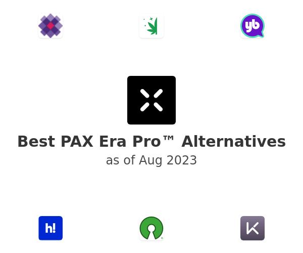 Best PAX Era Pro™ Alternatives