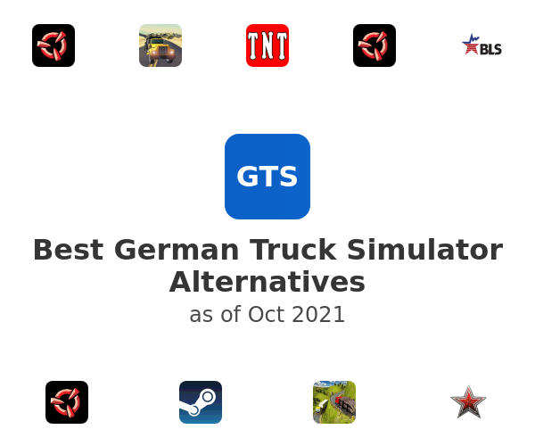 Best German Truck Simulator Alternatives