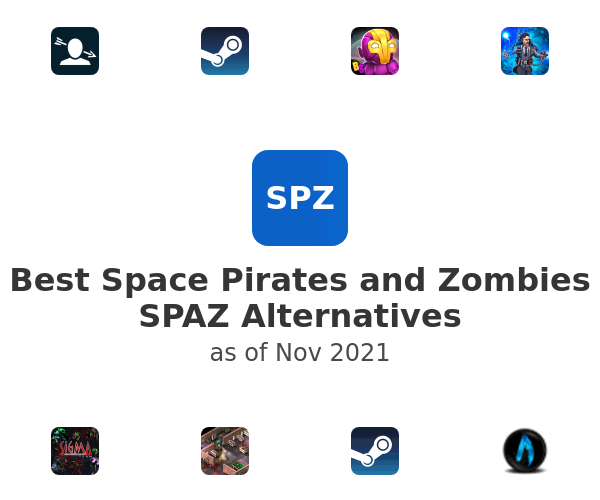 Best Space Pirates and Zombies SPAZ Alternatives