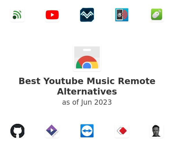 Best Youtube Music Remote Alternatives