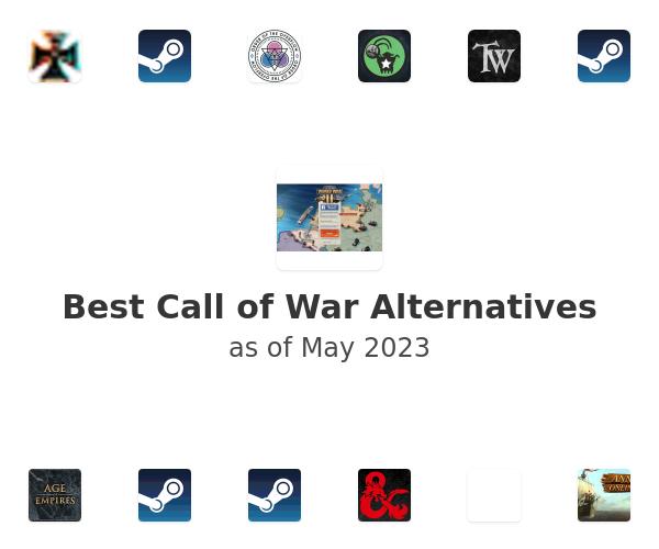 Best Call of War Alternatives