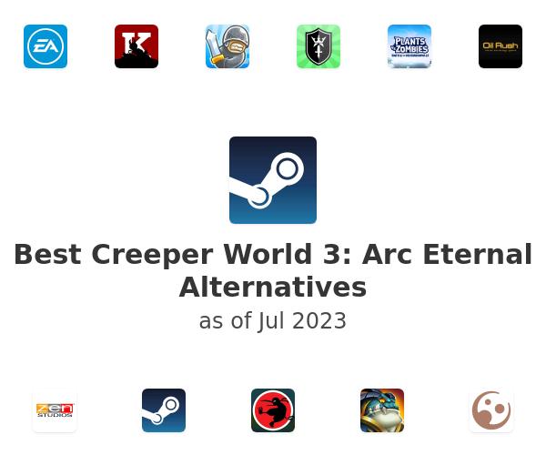 Best Creeper World 3: Arc Eternal Alternatives