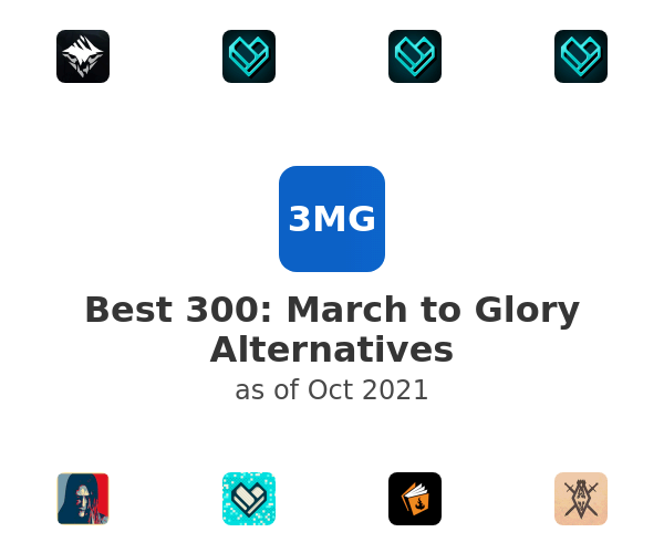 Best 300: March to Glory Alternatives