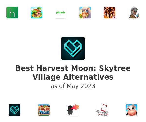 Best Harvest Moon: Skytree Village Alternatives
