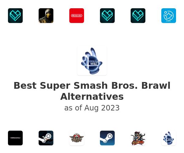 Best Super Smash Bros. Brawl Alternatives