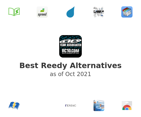 Best Reedy Alternatives