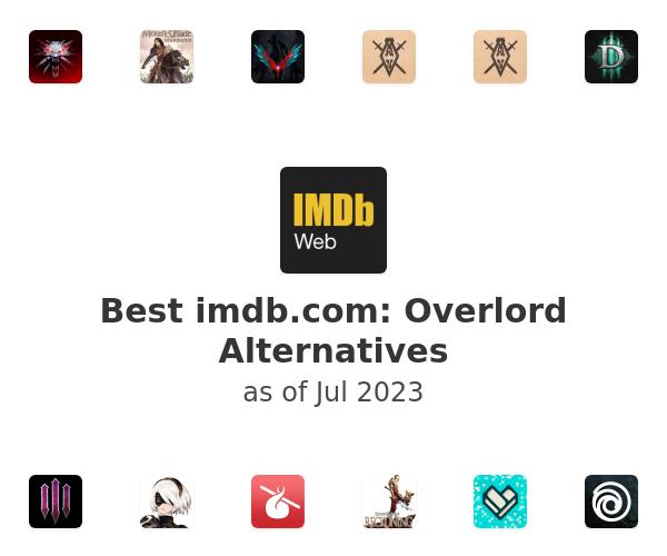 Best imdb.com: Overlord Alternatives