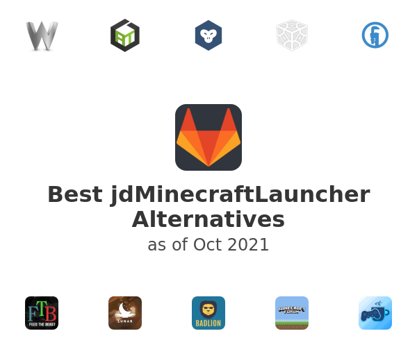 Best jdMinecraftLauncher Alternatives