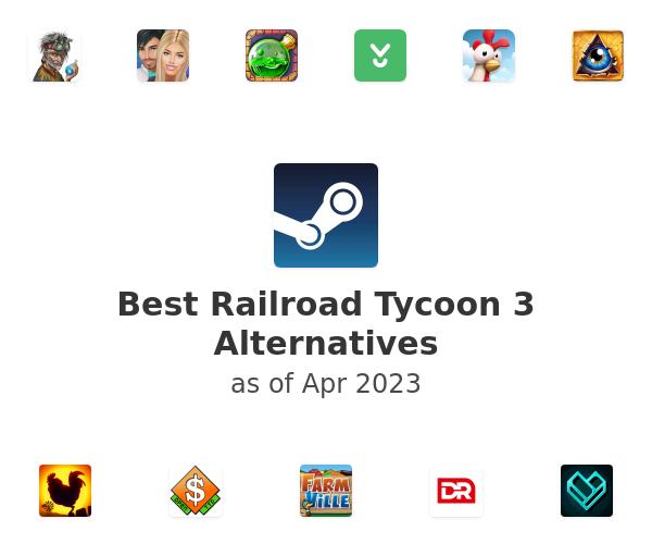 Best Railroad Tycoon 3 Alternatives