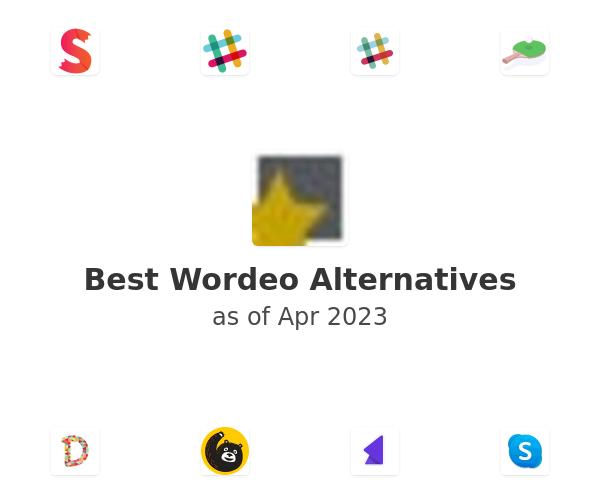 Best Wordeo Alternatives