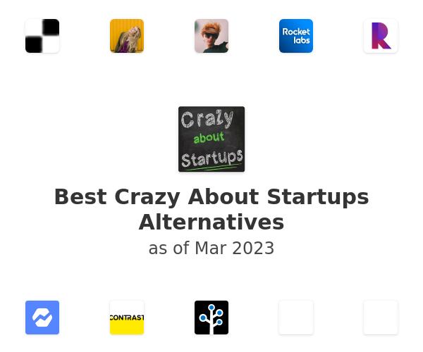 Best Crazy About Startups Alternatives
