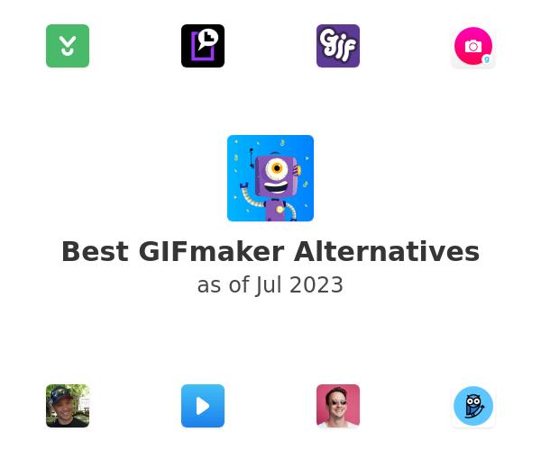Best GIFmaker Alternatives