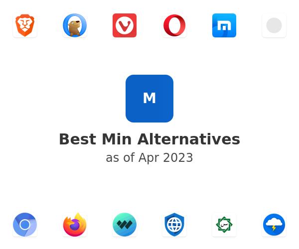 Best Min Alternatives