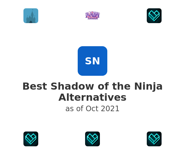 Best Shadow of the Ninja Alternatives