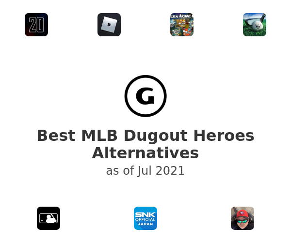 Best MLB Dugout Heroes Alternatives