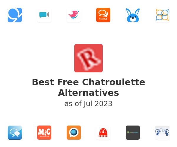 Best Free Chatroulette Alternatives