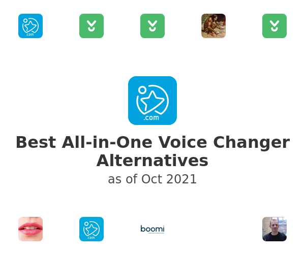 Best All-in-One Voice Changer Alternatives