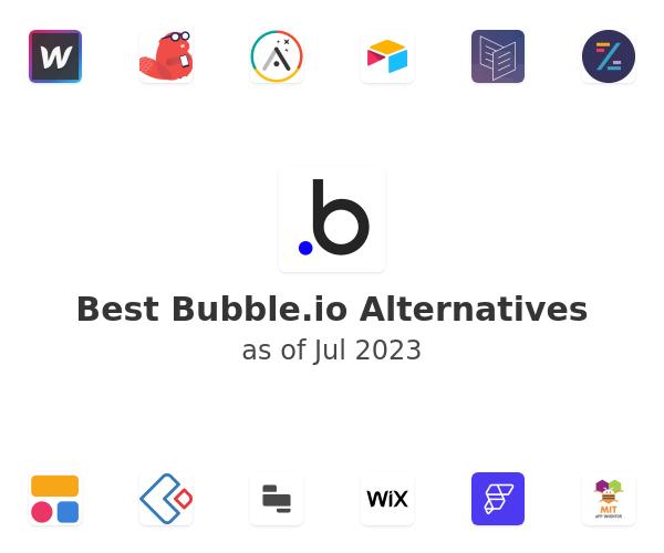 Best Bubble.io Alternatives