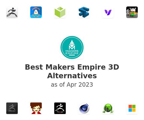 Best Makers Empire 3D Alternatives