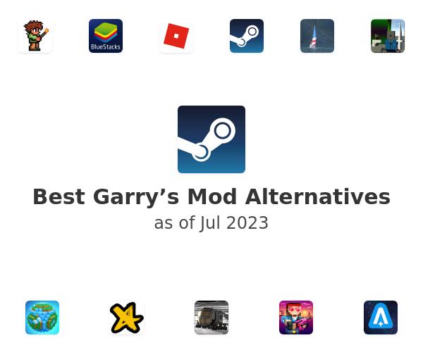 Best Garry's Mod Alternatives