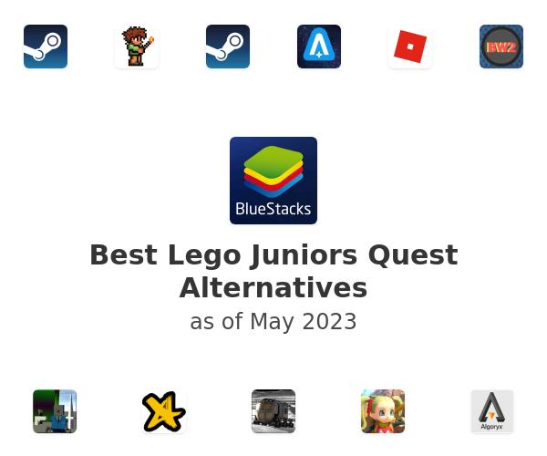 Best Lego Juniors Quest Alternatives