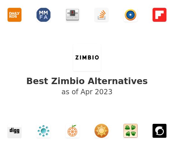 Best Zimbio Alternatives