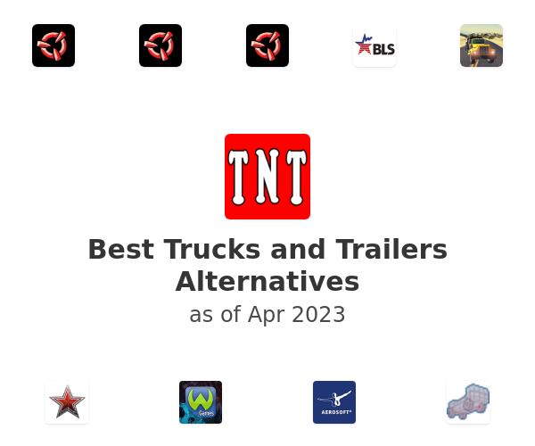 Best Trucks and Trailers Alternatives