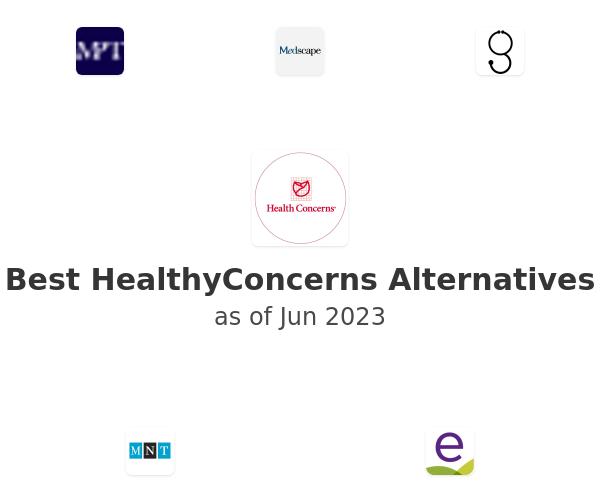 Best HealthyConcerns Alternatives