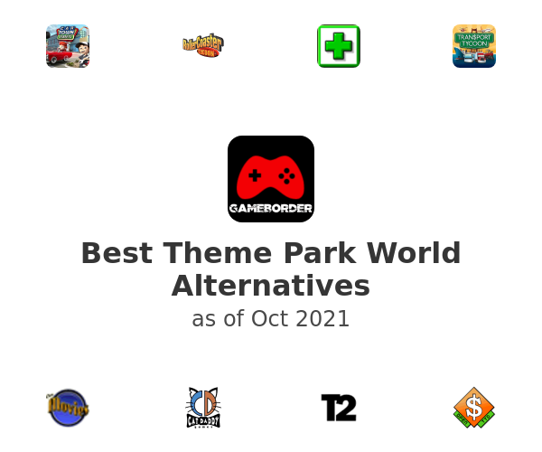 Best Theme Park World Alternatives