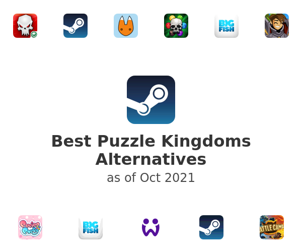 Best Puzzle Kingdoms Alternatives