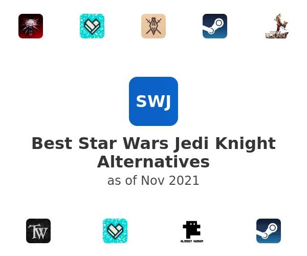 Best Star Wars Jedi Knight Alternatives