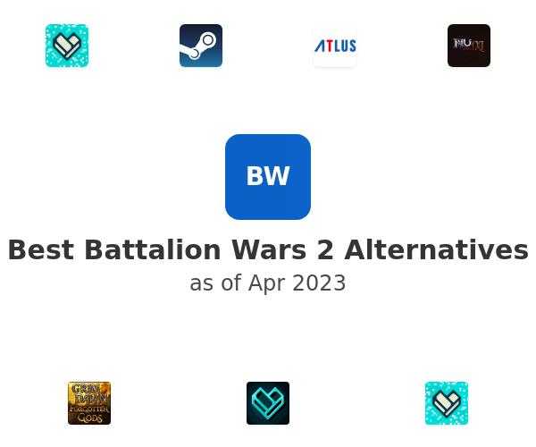 Best Battalion Wars 2 Alternatives