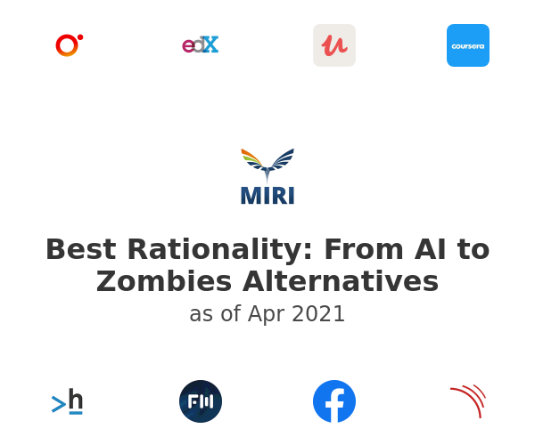 Best Rationality: From AI to Zombies Alternatives