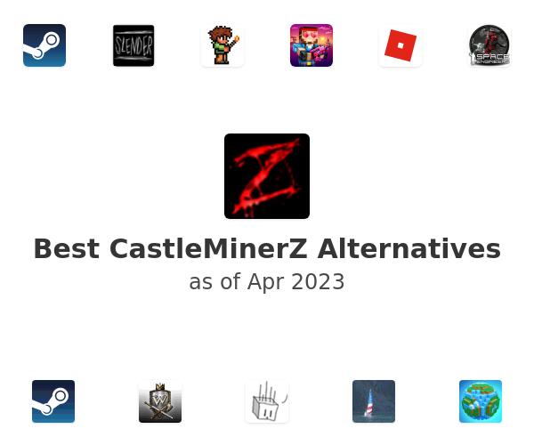 Best CastleMinerZ Alternatives