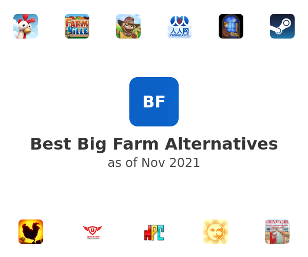 Best Big Farm Alternatives