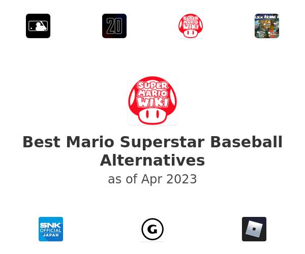 Best Mario Superstar Baseball Alternatives