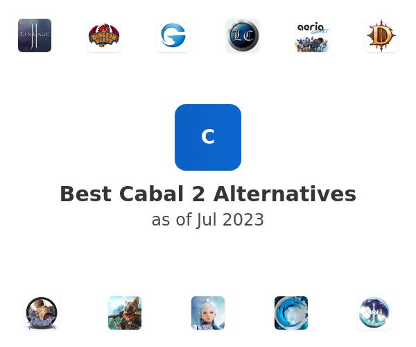 Best Cabal 2 Alternatives