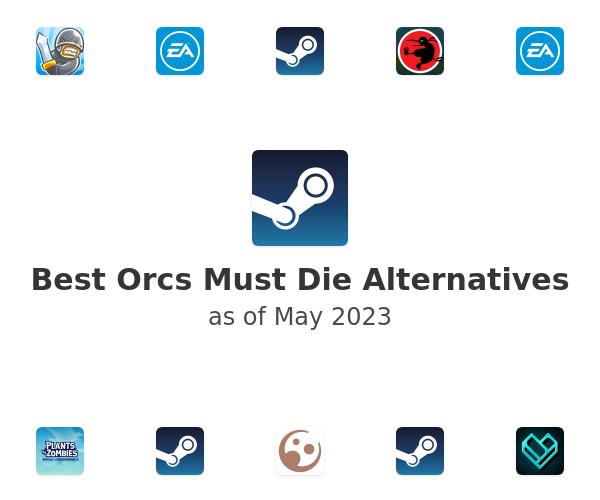 Best Orcs Must Die Alternatives