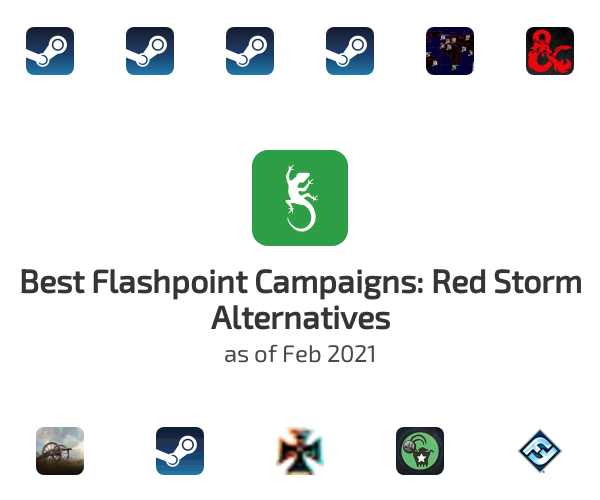 Best Flashpoint Campaigns: Red Storm Alternatives