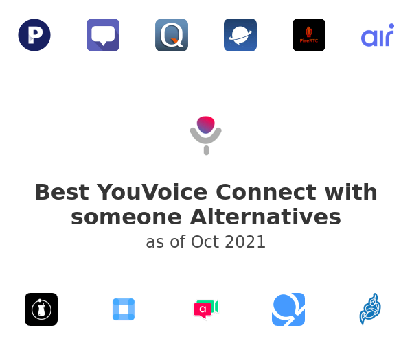 Best YouVoice Connect with someone Alternatives