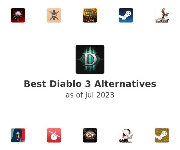 Best Diablo 3 Alternatives