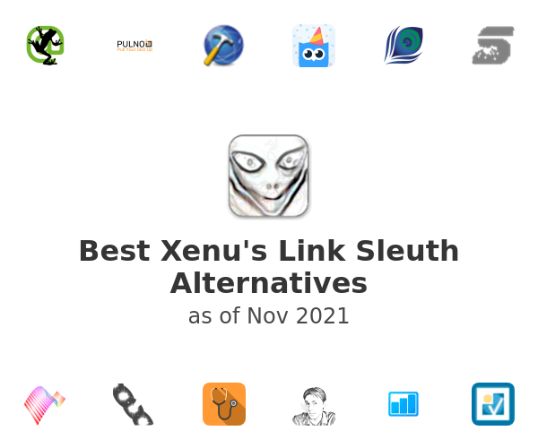 Best Xenu's Link Sleuth Alternatives