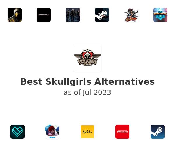 Best Skullgirls Alternatives