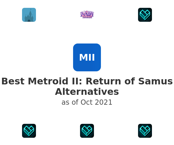 Best Metroid II: Return of Samus Alternatives