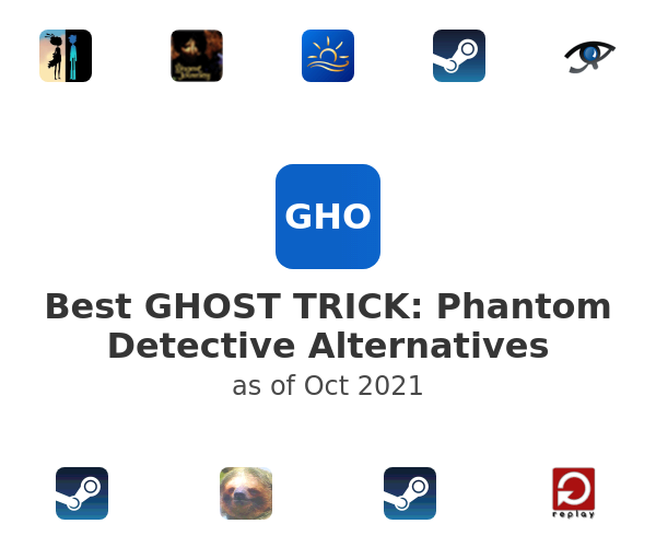 Best GHOST TRICK: Phantom Detective Alternatives