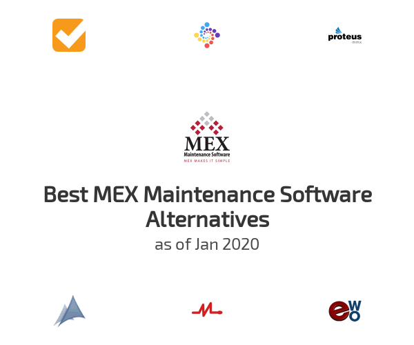 Best MEX Maintenance Software Alternatives