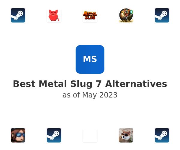 Best Metal Slug 7 Alternatives