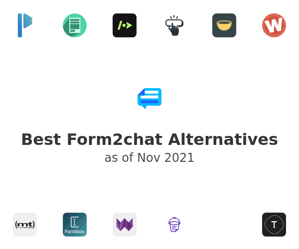 Best Form2chat Alternatives