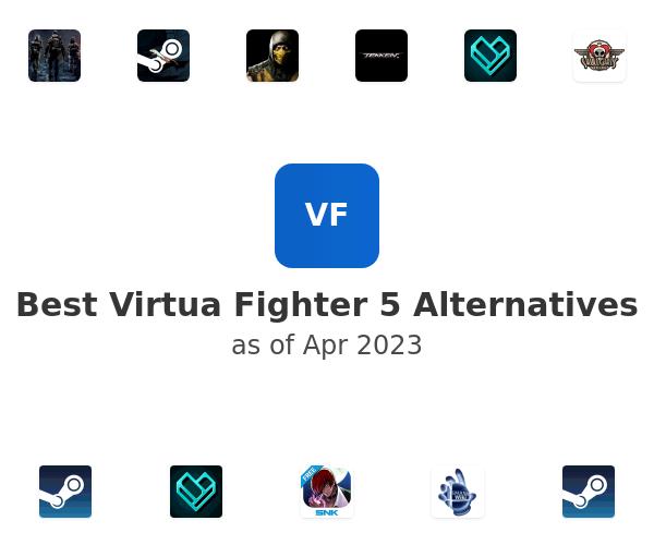 Best Virtua Fighter 5 Alternatives